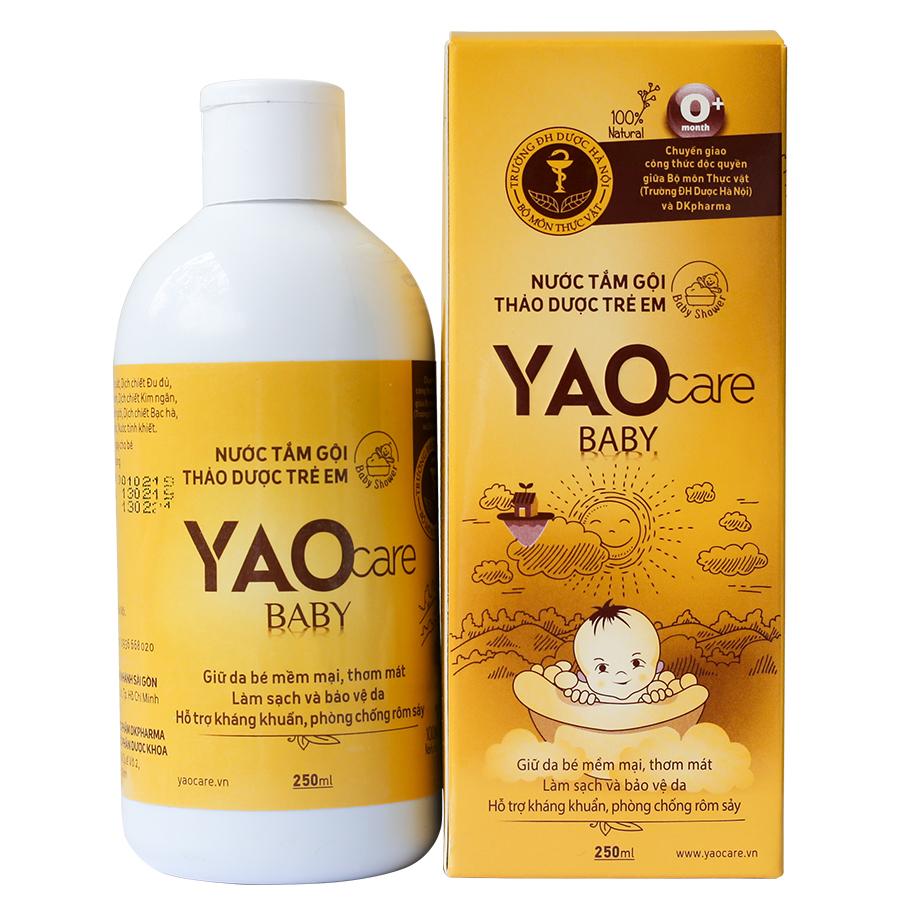 Nước tắm thảo dược Yaocare Baby